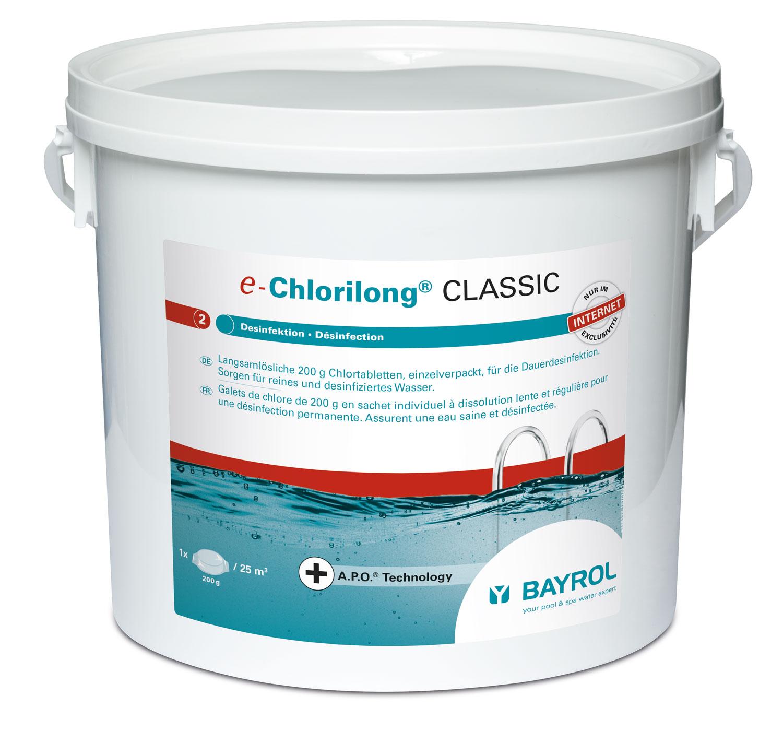 BAYROL Chlorilong Classic 10 kg