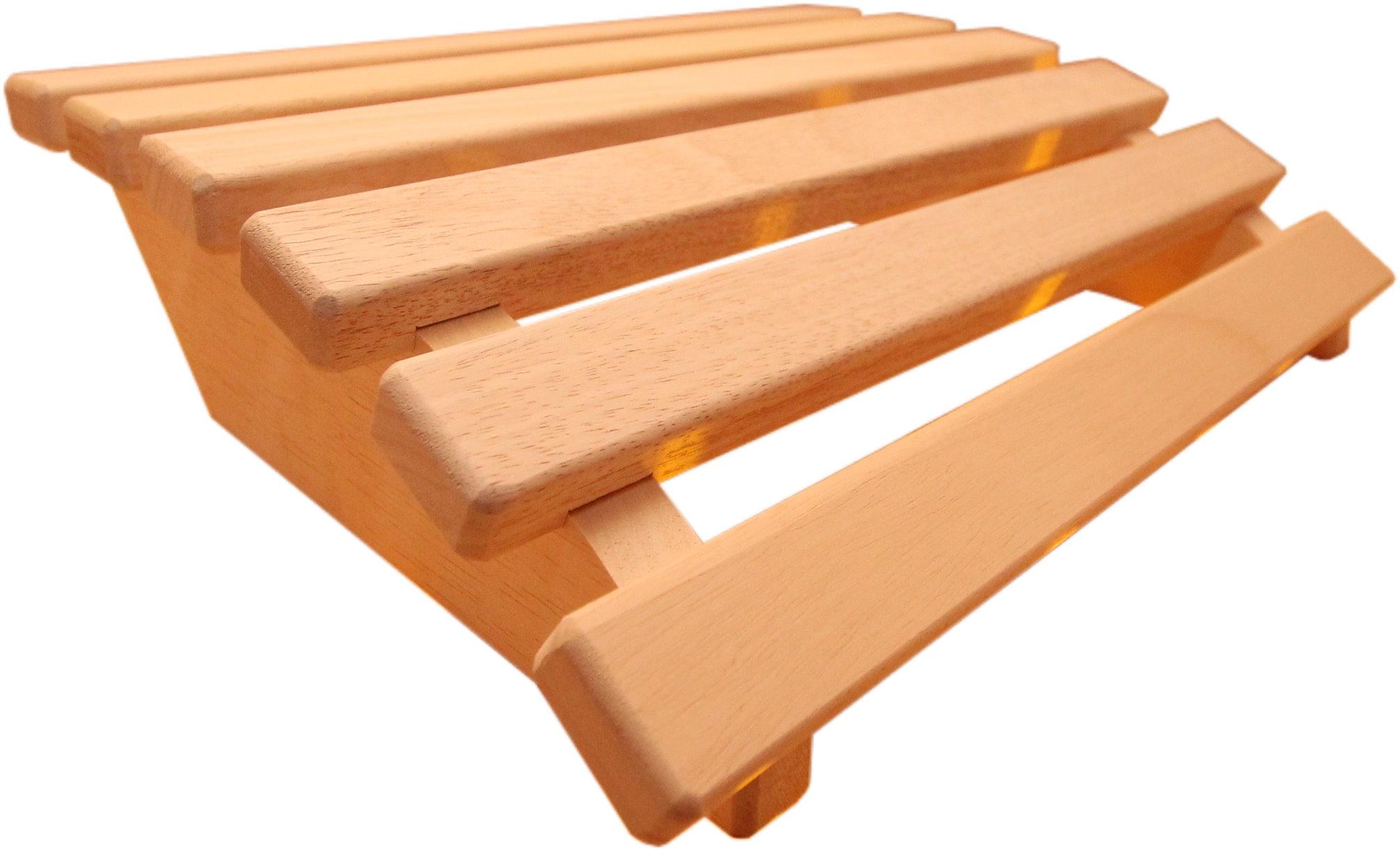 Sauna Kopf- und Rückenstütze Multi
