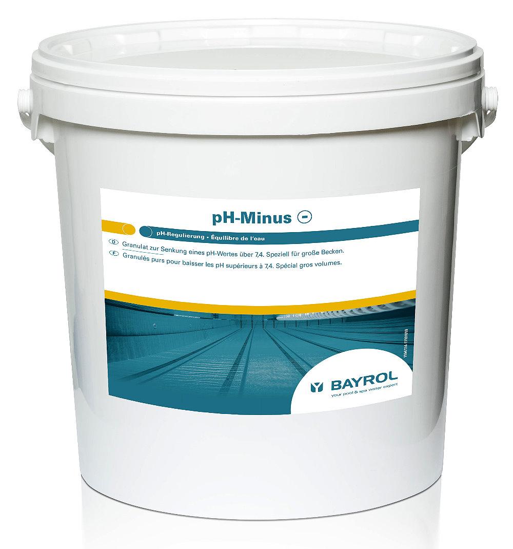 BAYROL pH-Minus 18 kg