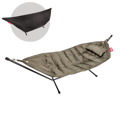 FATBOY HEADDEMOCK DeLuxe, Taupe