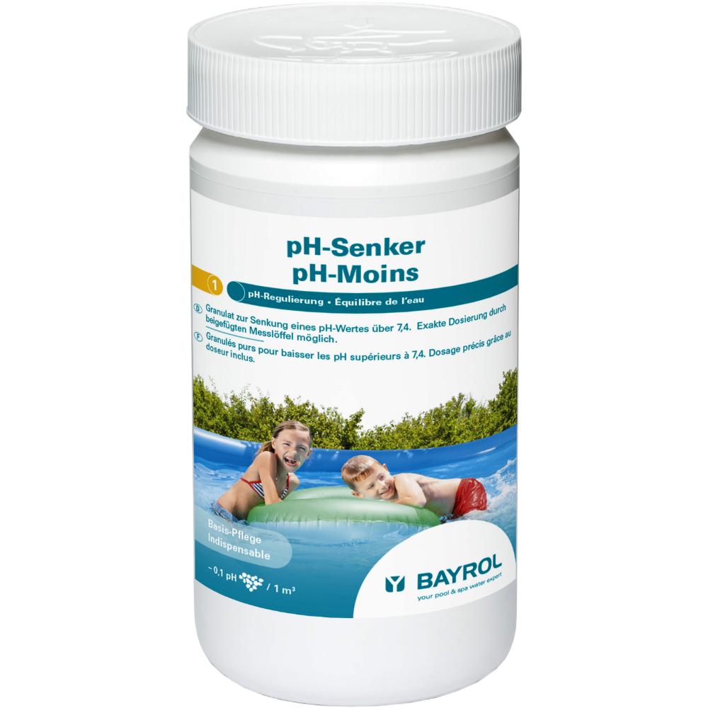 BAYROL pH-Minus 1,5 kg