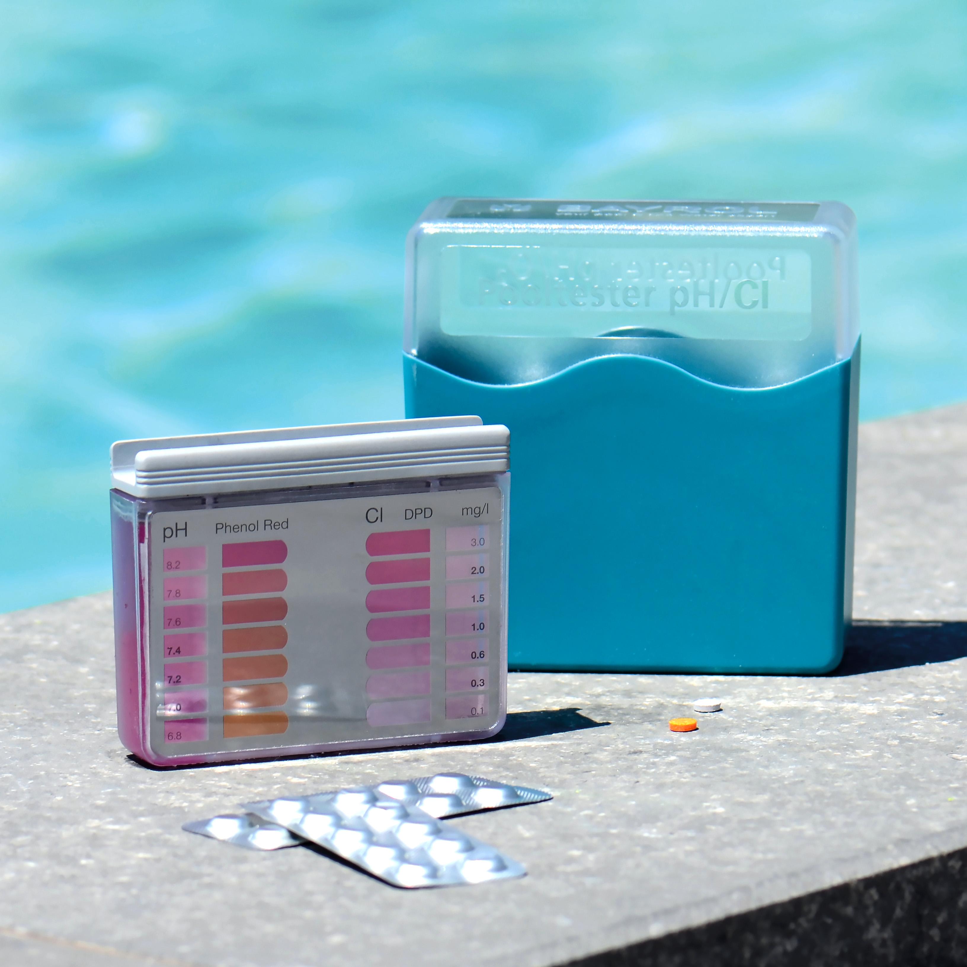 BAYROL Pooltester pH / Chlor