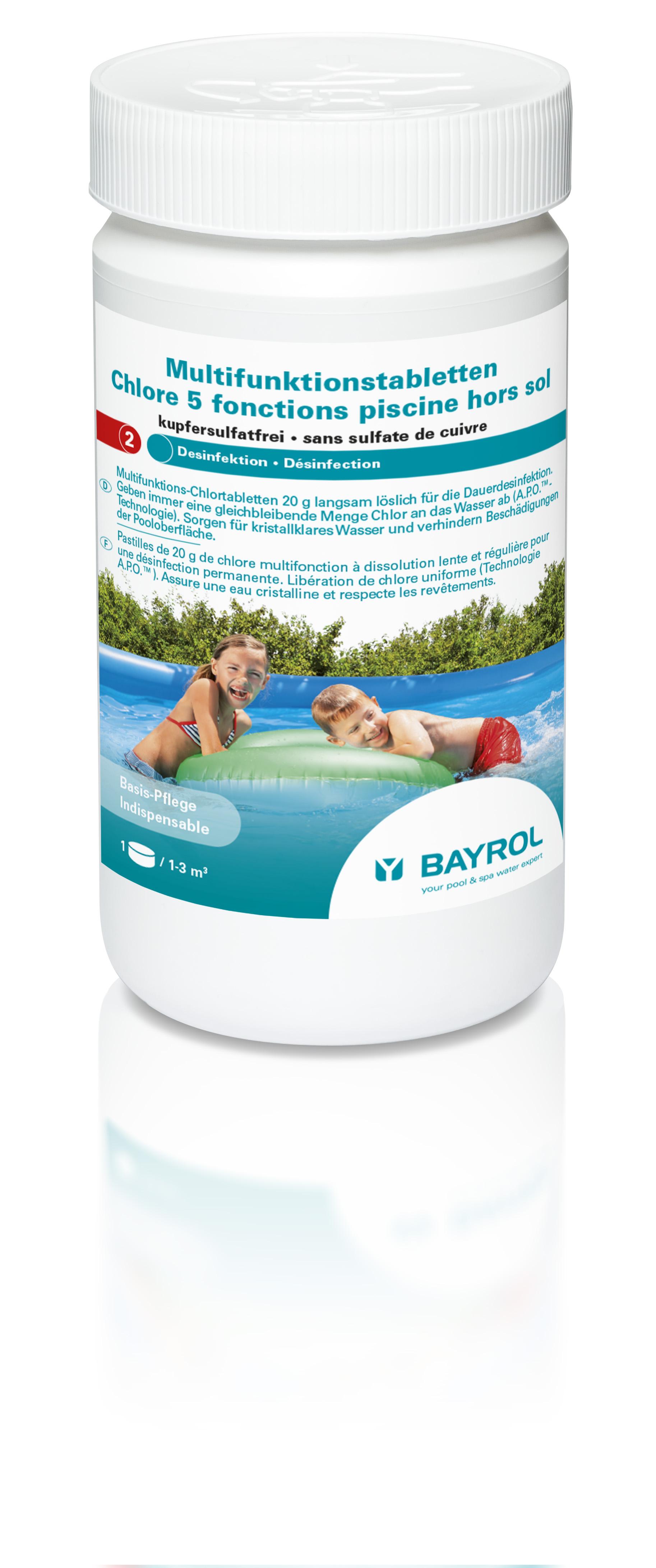 BAYROL Multifunktionstabletten 1 kg