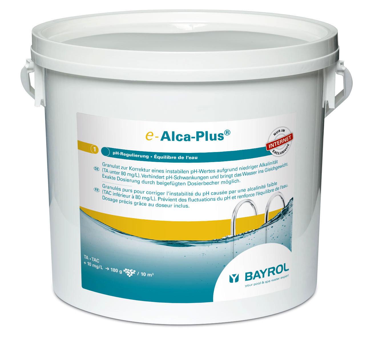 BAYROL Alca-Plus 5 kg
