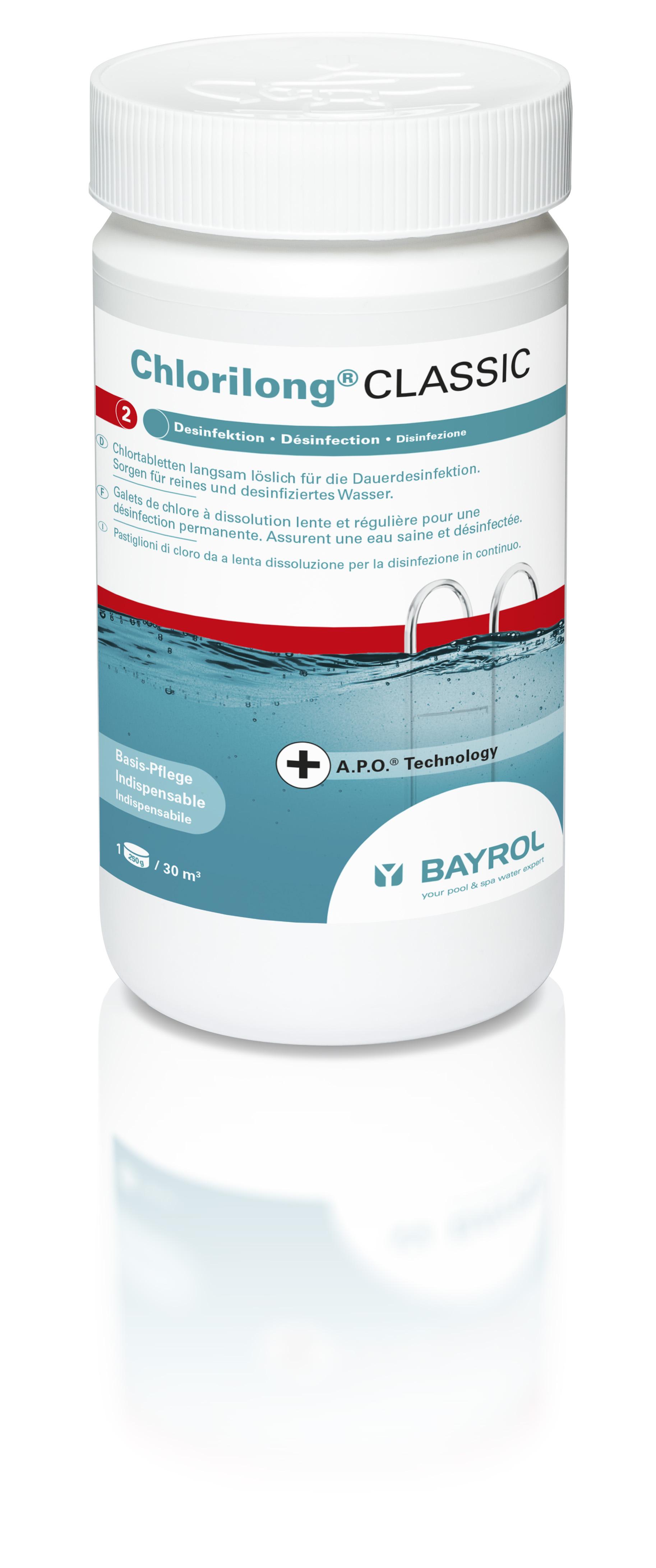 BAYROL Chlorilong Classic 1 kg - Restposten